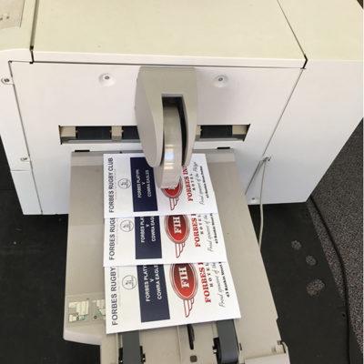 New Digital Press Installed